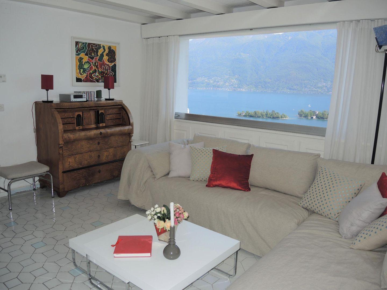 Holiday house Casa Artista (1598309), Ronco sopra Ascona, Lake Maggiore (CH), Ticino, Switzerland, picture 6