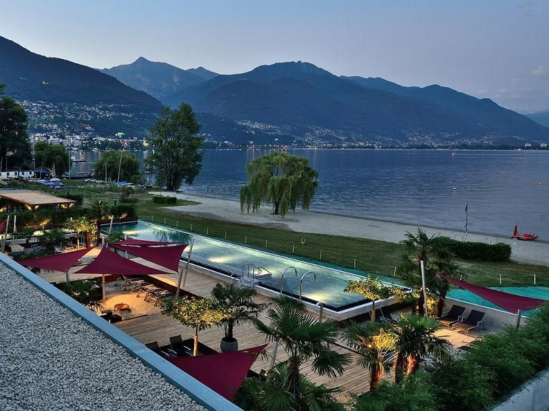 Holiday house Casa Carina (881274), Muralto, Lake Maggiore (CH), Ticino, Switzerland, picture 35