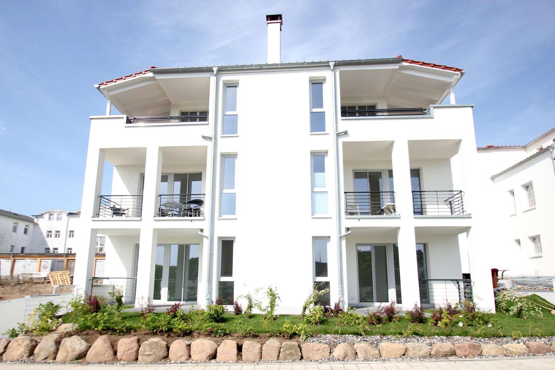 Villa Antje - FeWo Nr. 08: Balkon, Sauna- u. Schwi  in Deutschland