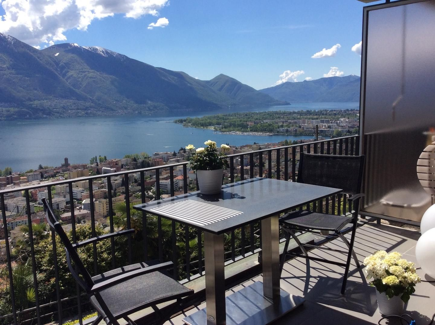 Holiday apartment Nibbio (1888222), Minusio, Lake Maggiore (CH), Ticino, Switzerland, picture 1