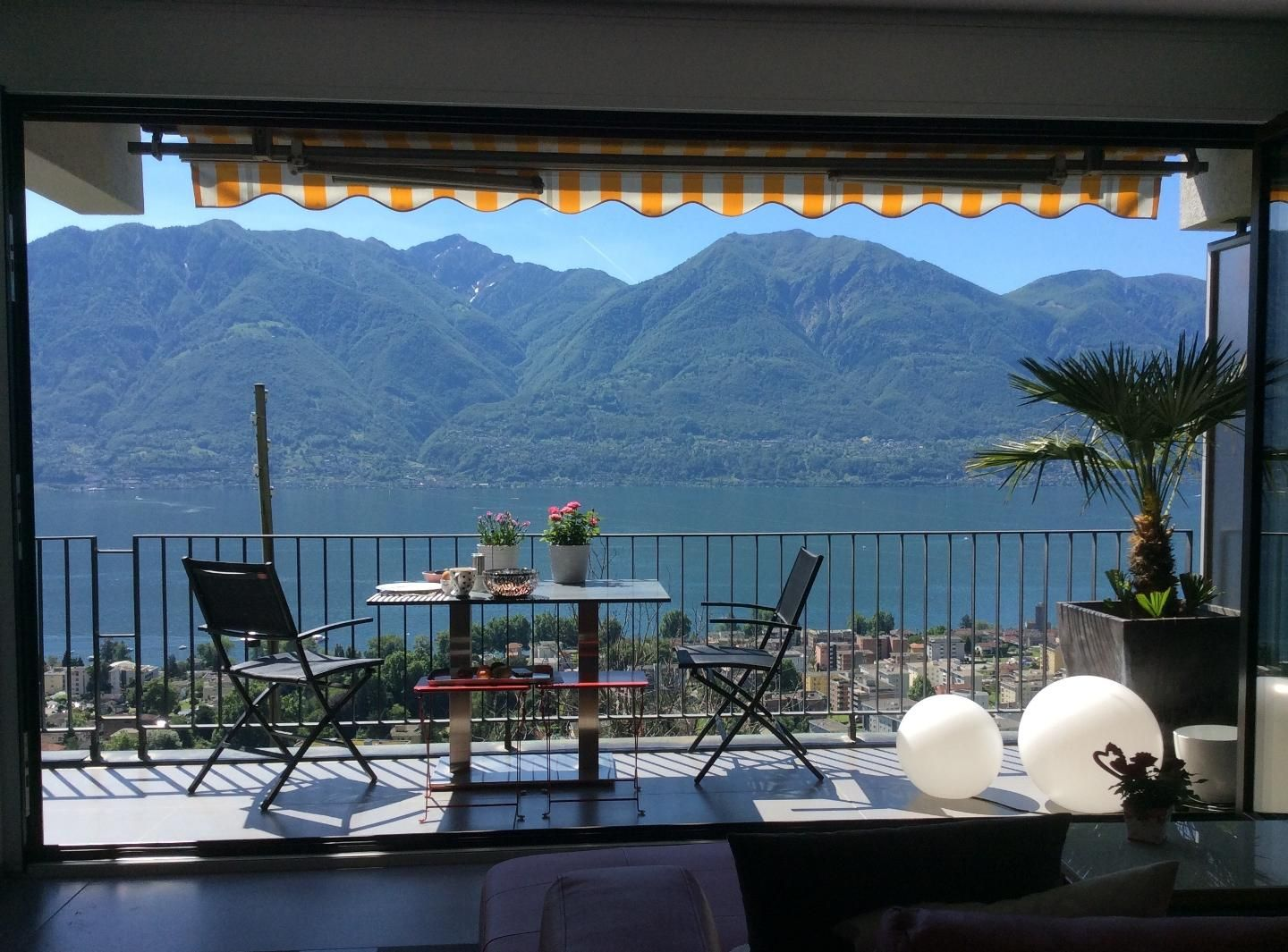 Holiday apartment Nibbio (1888222), Minusio, Lake Maggiore (CH), Ticino, Switzerland, picture 8