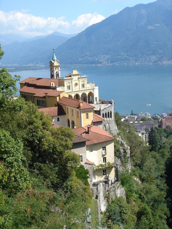 Holiday house Bellaterra A (881272), Orselina, Lake Maggiore (CH), Ticino, Switzerland, picture 31