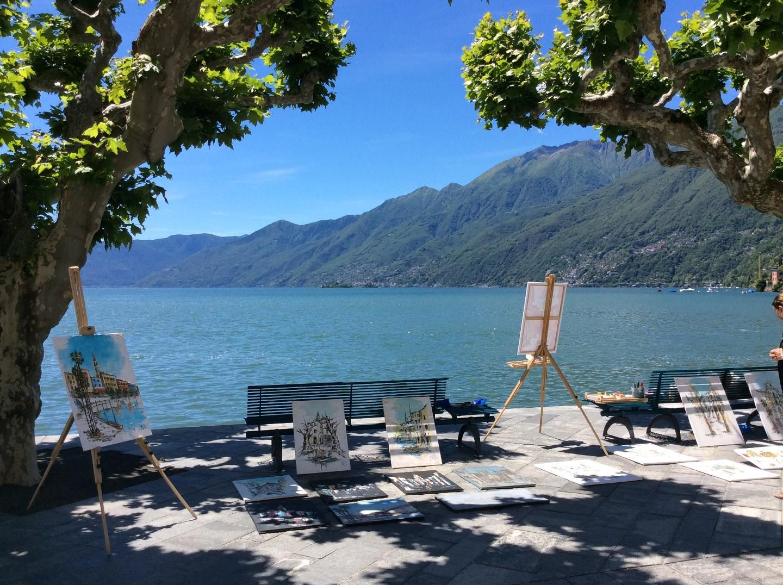 Holiday apartment Residenza Lido Golf (1619455), Ascona, Lake Maggiore (CH), Ticino, Switzerland, picture 27
