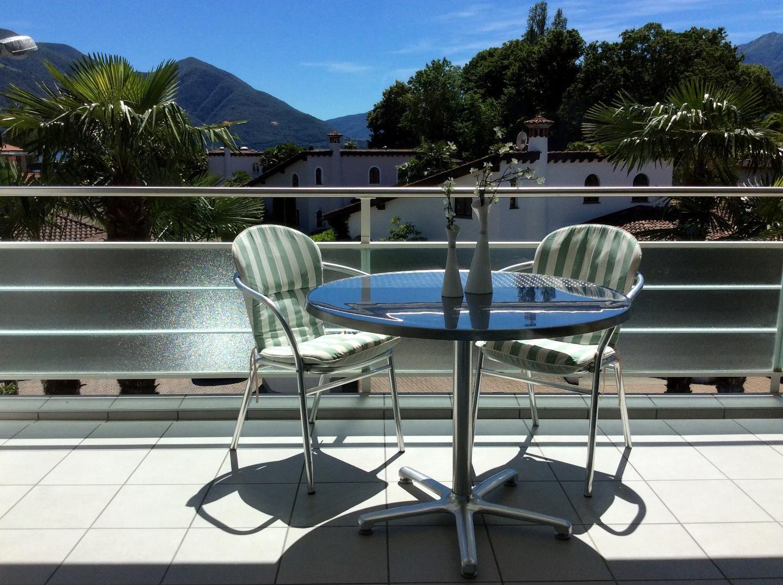 Holiday apartment Residenza Lido Golf (1619455), Ascona, Lake Maggiore (CH), Ticino, Switzerland, picture 5
