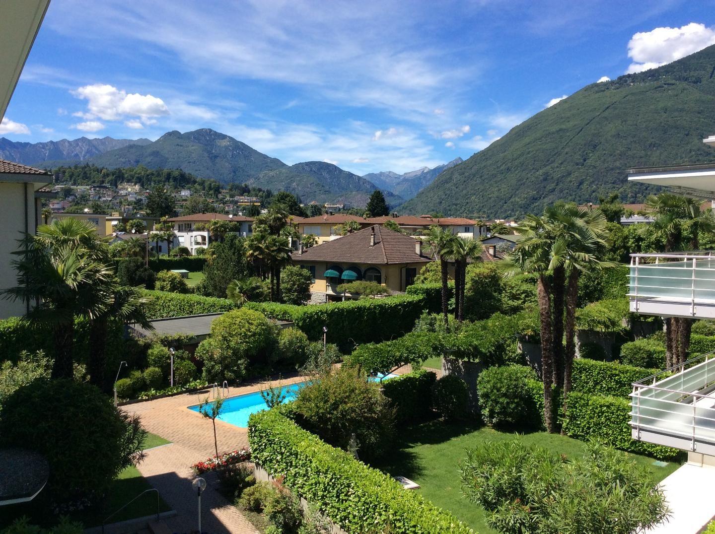 Holiday apartment Residenza Lido Golf (1619455), Ascona, Lake Maggiore (CH), Ticino, Switzerland, picture 23