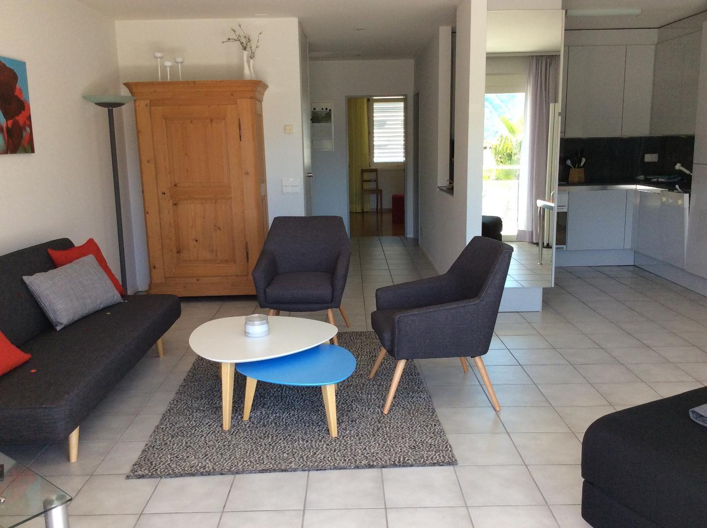 Holiday apartment Residenza Lido Golf (1619455), Ascona, Lake Maggiore (CH), Ticino, Switzerland, picture 8