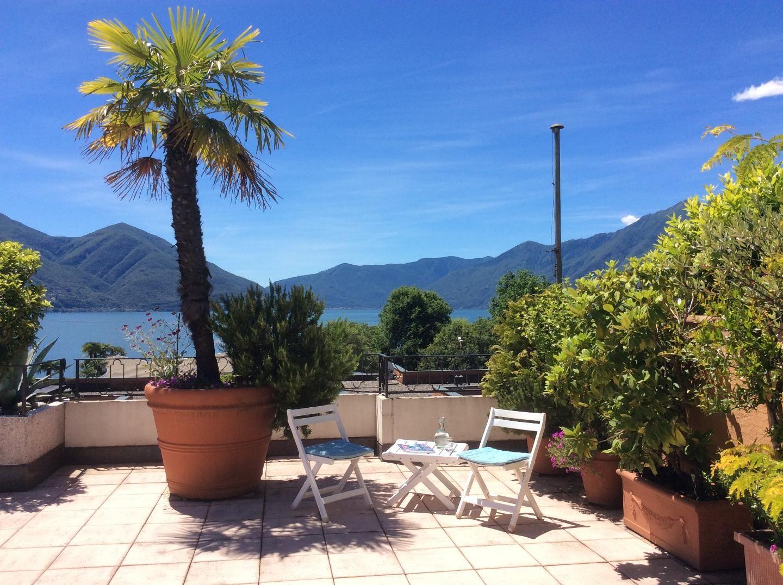 Holiday apartment DA 27 (1517499), Ascona, Lake Maggiore (CH), Ticino, Switzerland, picture 1