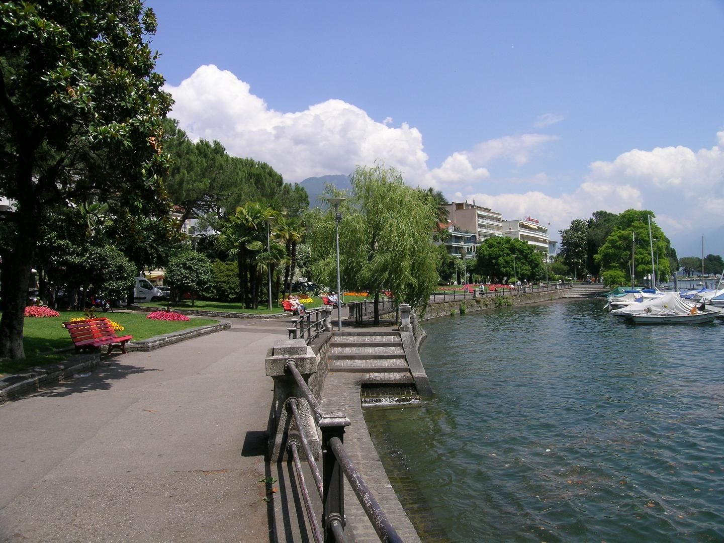 Holiday apartment Fiona (1628658), Minusio, Lake Maggiore (CH), Ticino, Switzerland, picture 19
