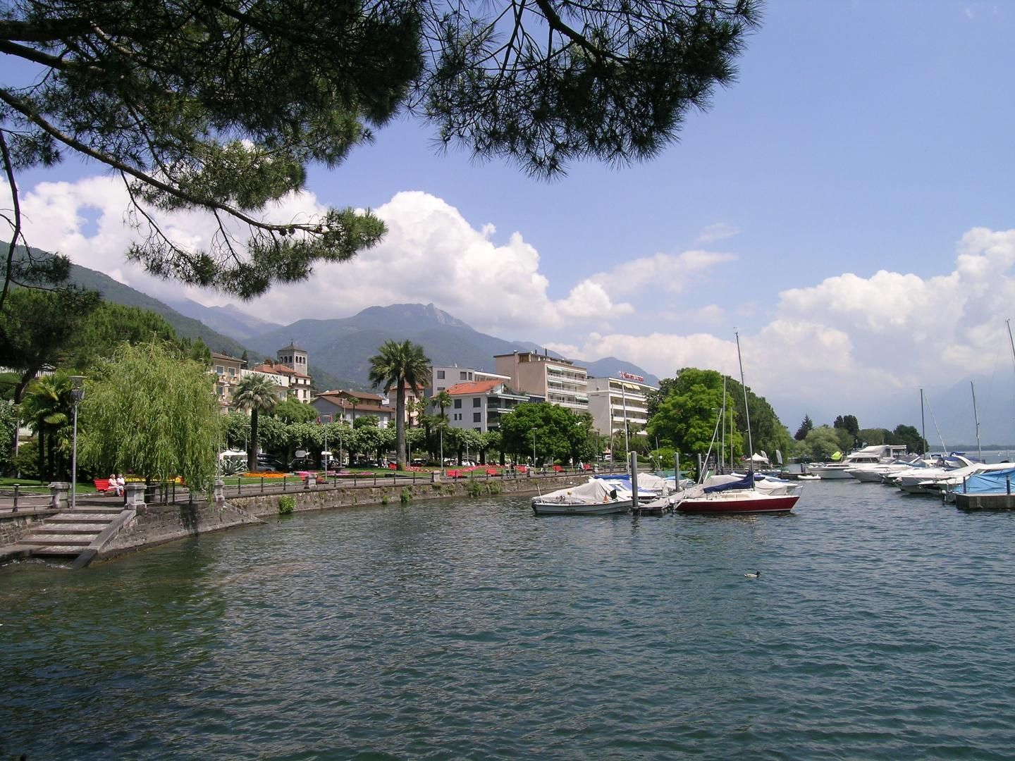 Holiday apartment Fiona (1628658), Minusio, Lake Maggiore (CH), Ticino, Switzerland, picture 18