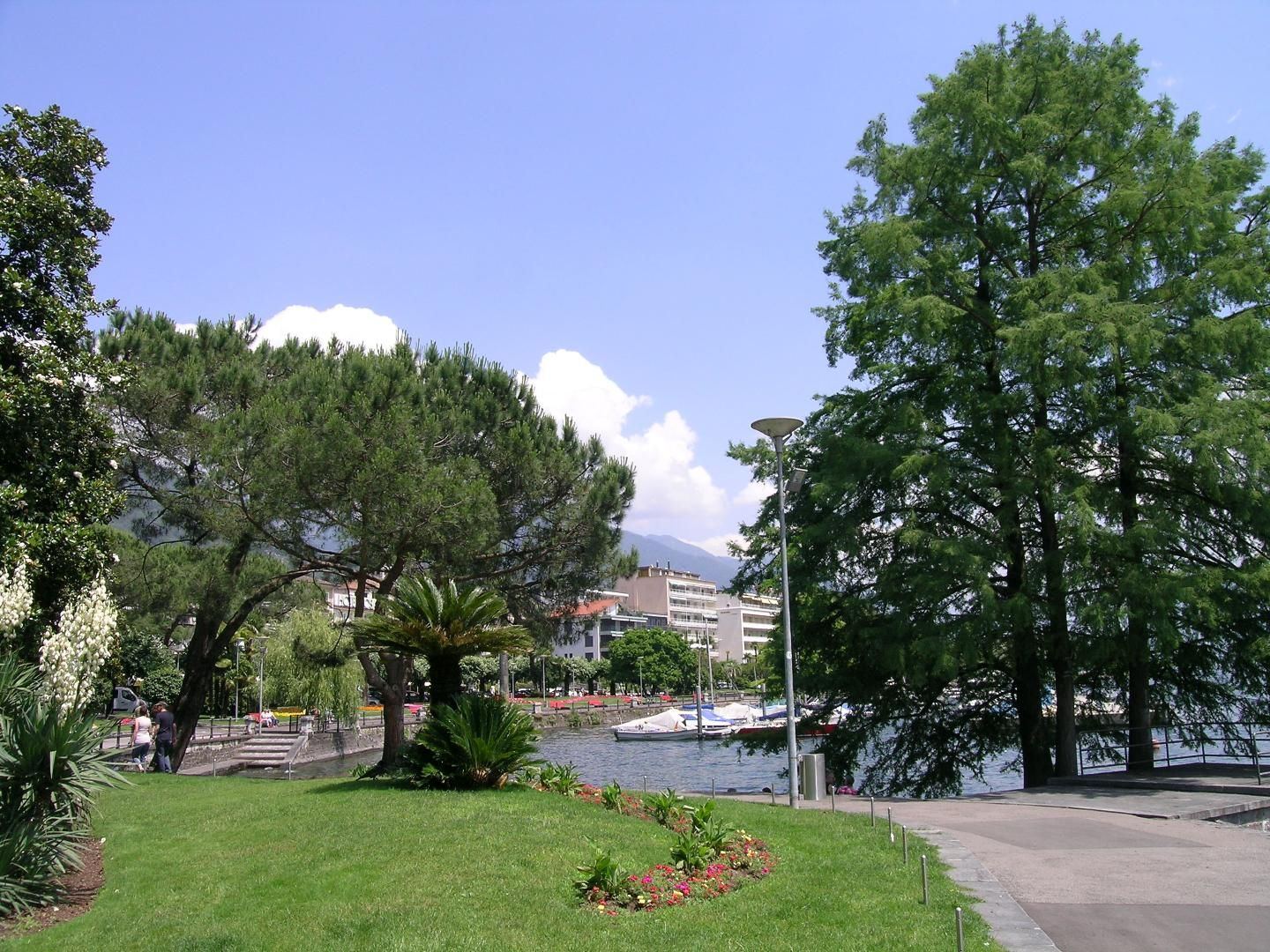 Holiday house Casa Carina (881274), Muralto, Lake Maggiore (CH), Ticino, Switzerland, picture 32