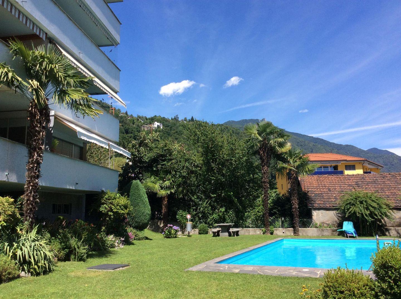 Appartement de vacances Malibu (881313), Minusio, Lac Majeur (CH), Tessin, Suisse, image 9