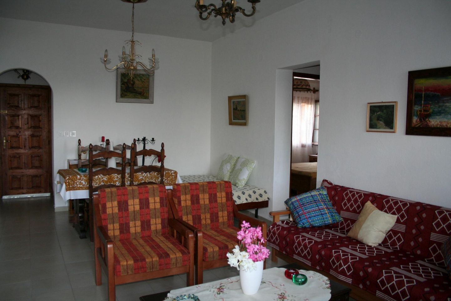 Holiday apartment ALEXANDROS (276867), Vurvuru, Chalkidiki, Macedonia, Greece, picture 4
