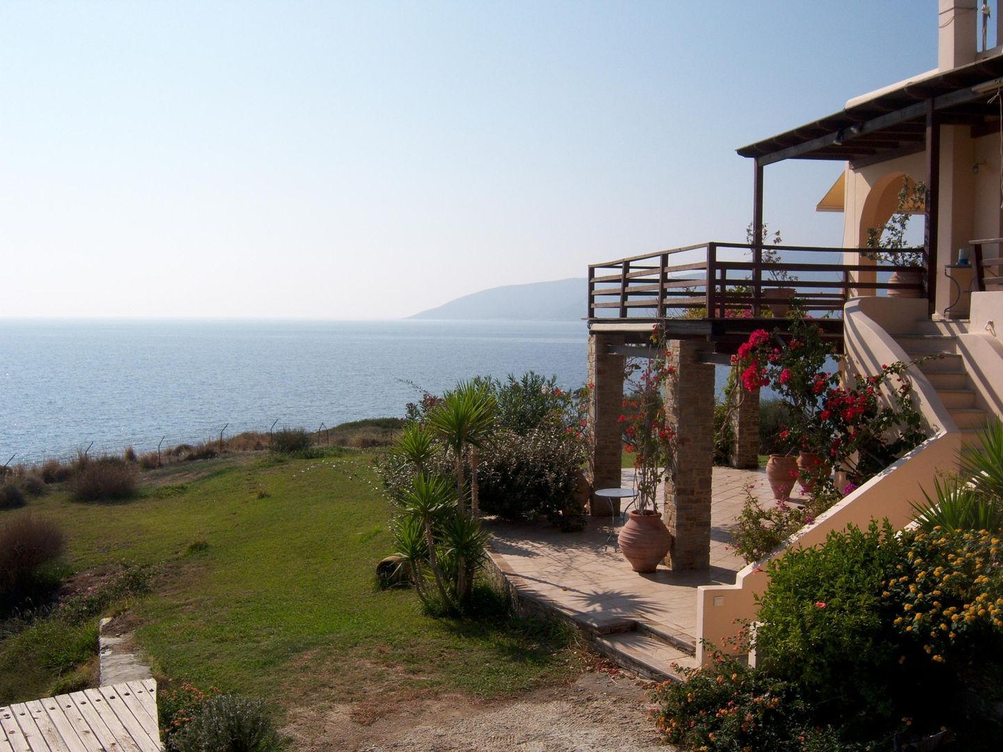 Holiday apartment LYKOREMA 1 (924573), Marmari, , Euboea, Greece, picture 2