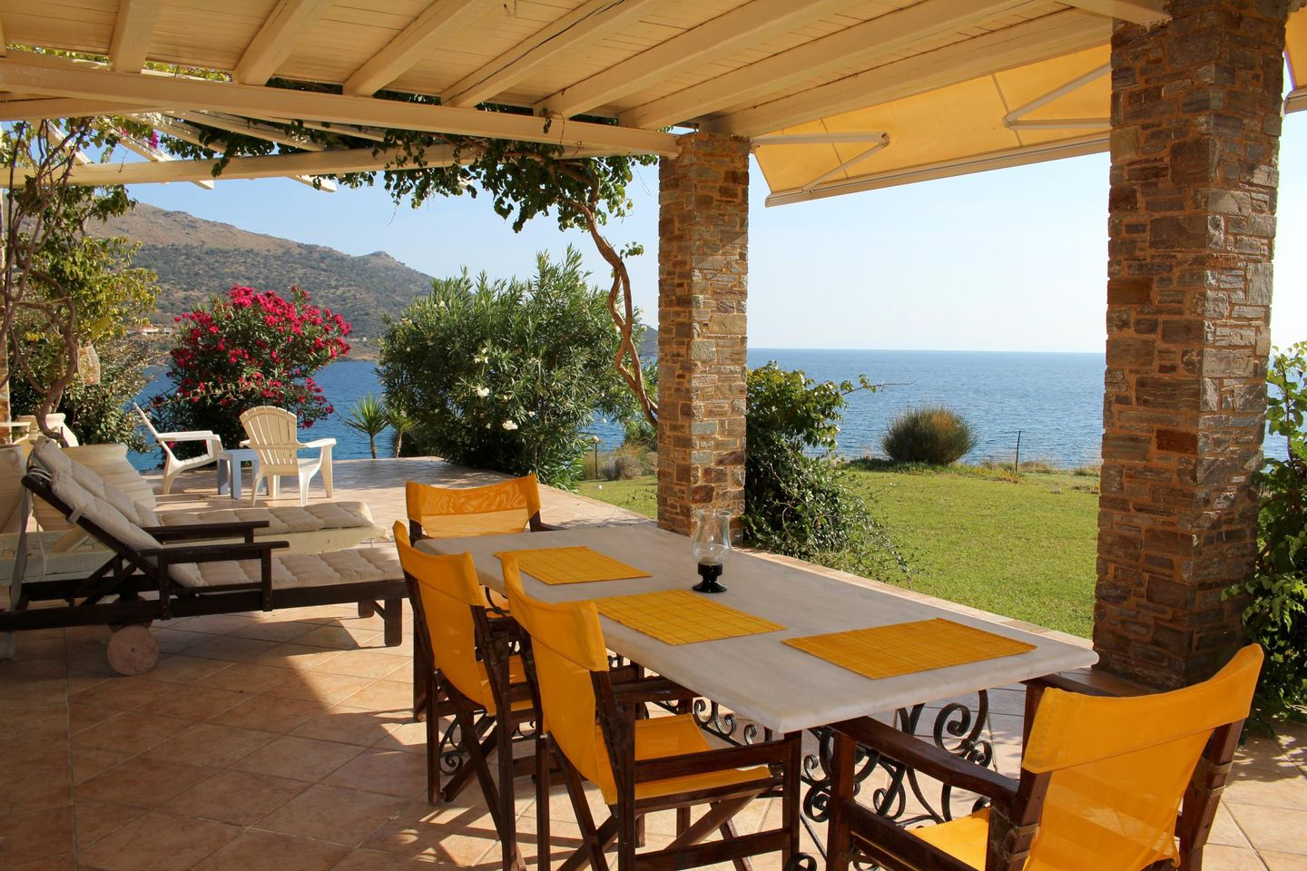 Holiday apartment LYKOREMA 1 (924573), Marmari, , Euboea, Greece, picture 6