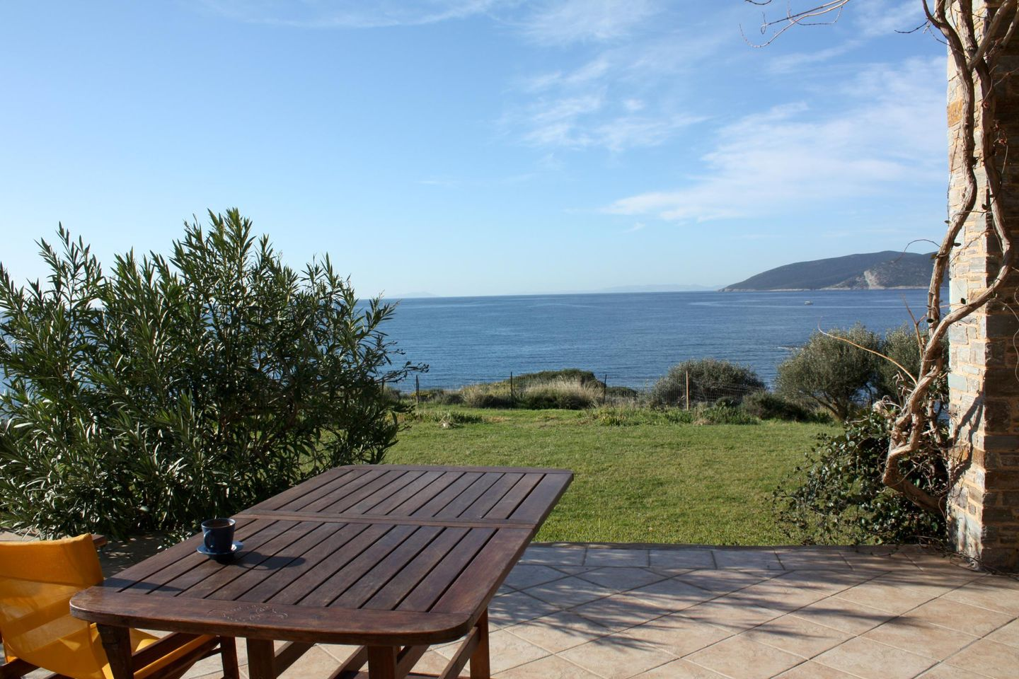 Holiday apartment LYKOREMA 1 (924573), Marmari, , Euboea, Greece, picture 8
