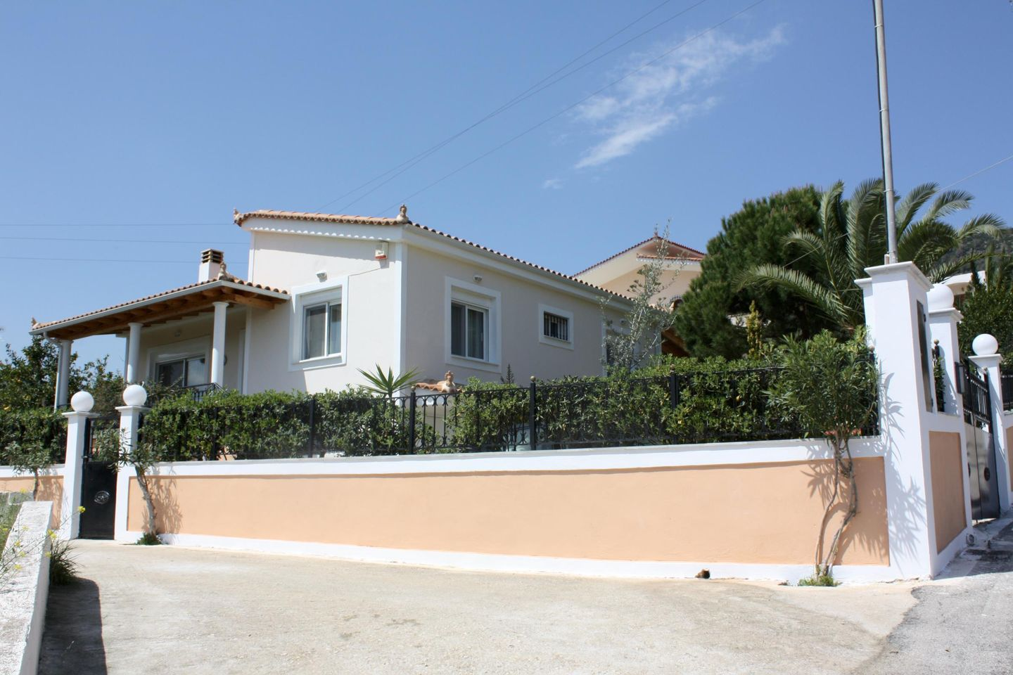 Holiday house PALATAKI (168092), Kórfos, , Peloponnese, Greece, picture 1