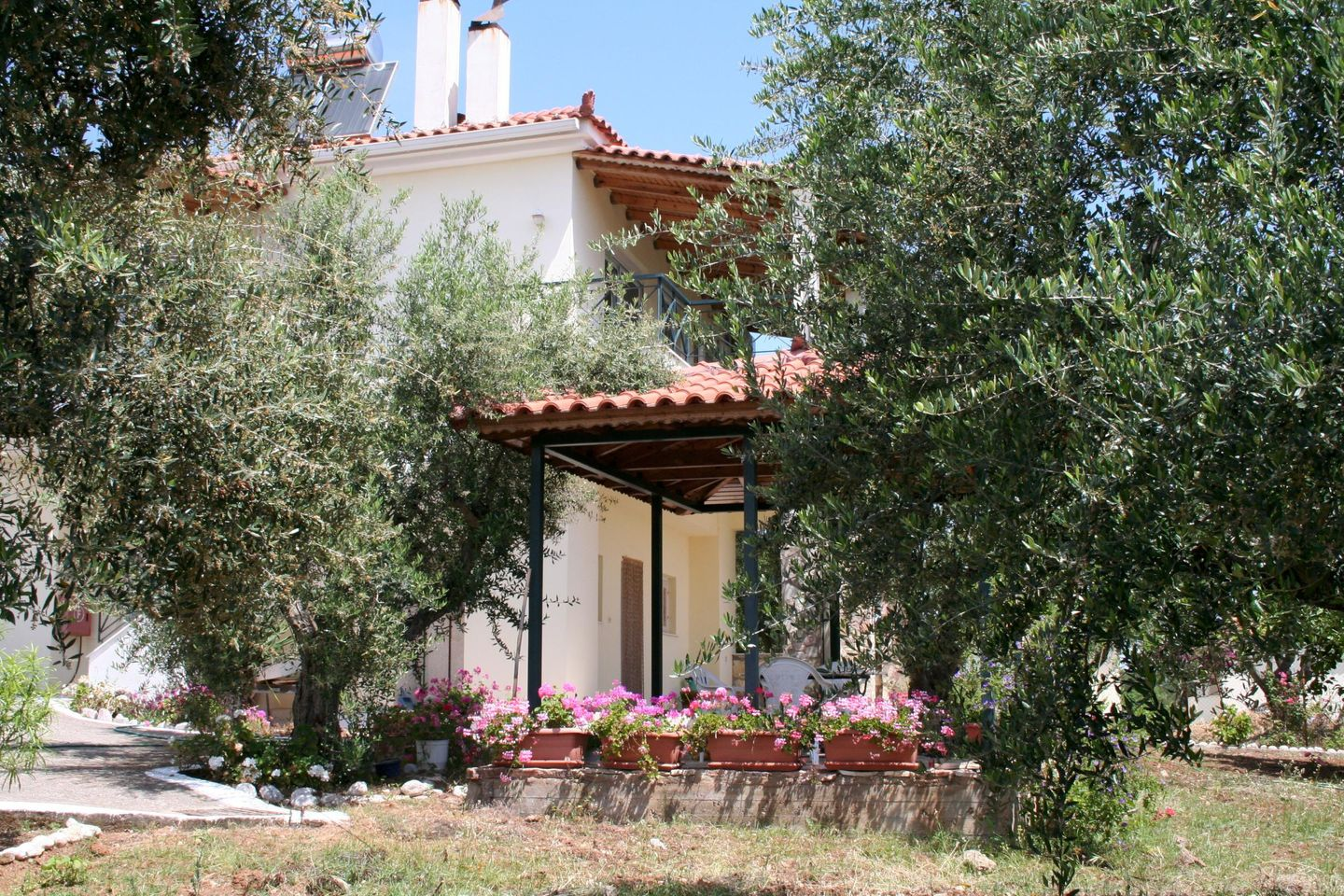 Holiday apartment DIMITRIS (188888), Chrani, , Peloponnese, Greece, picture 1