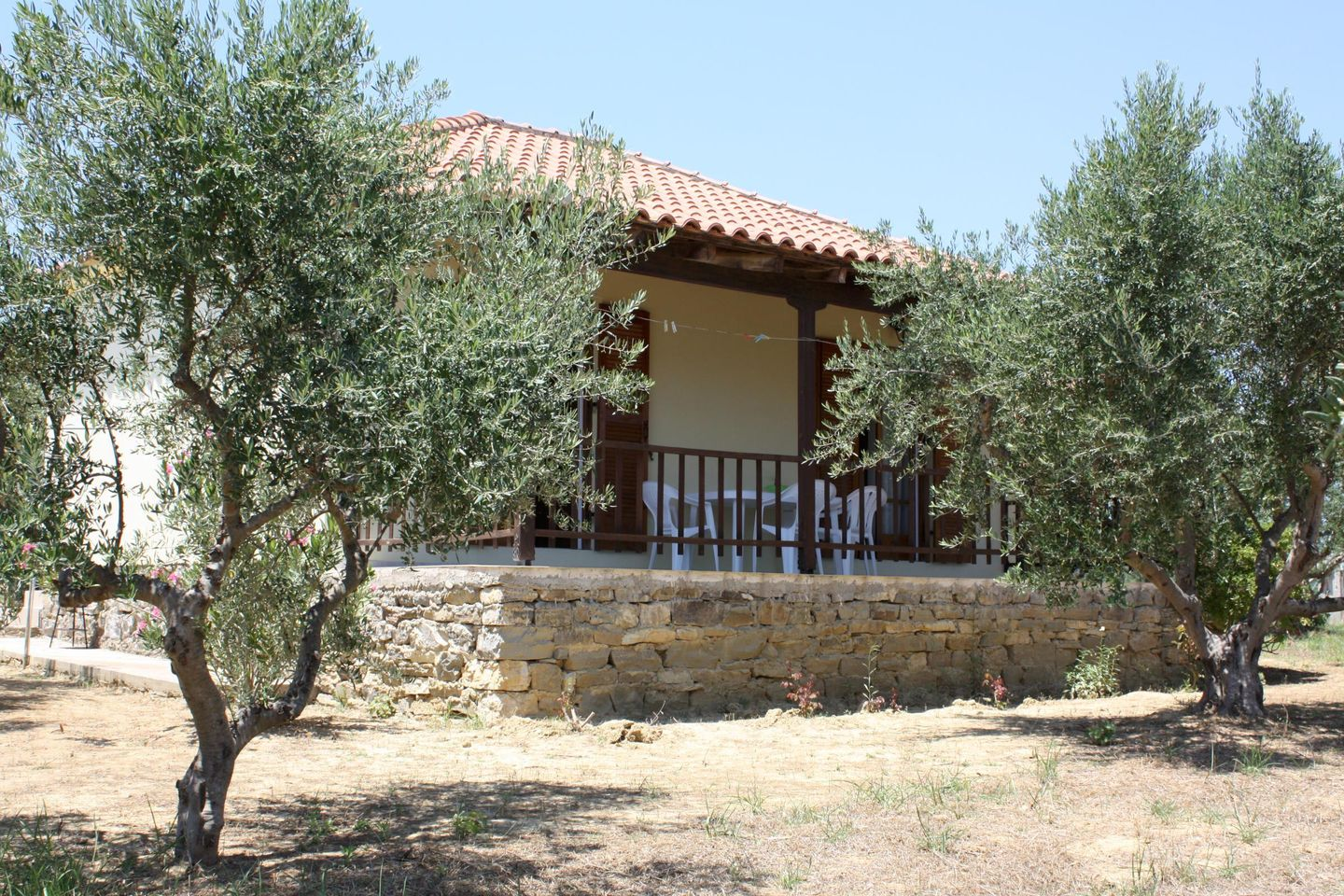 Holiday house AGGELIKI 1 (168147), Peroulia, , Peloponnese, Greece, picture 1