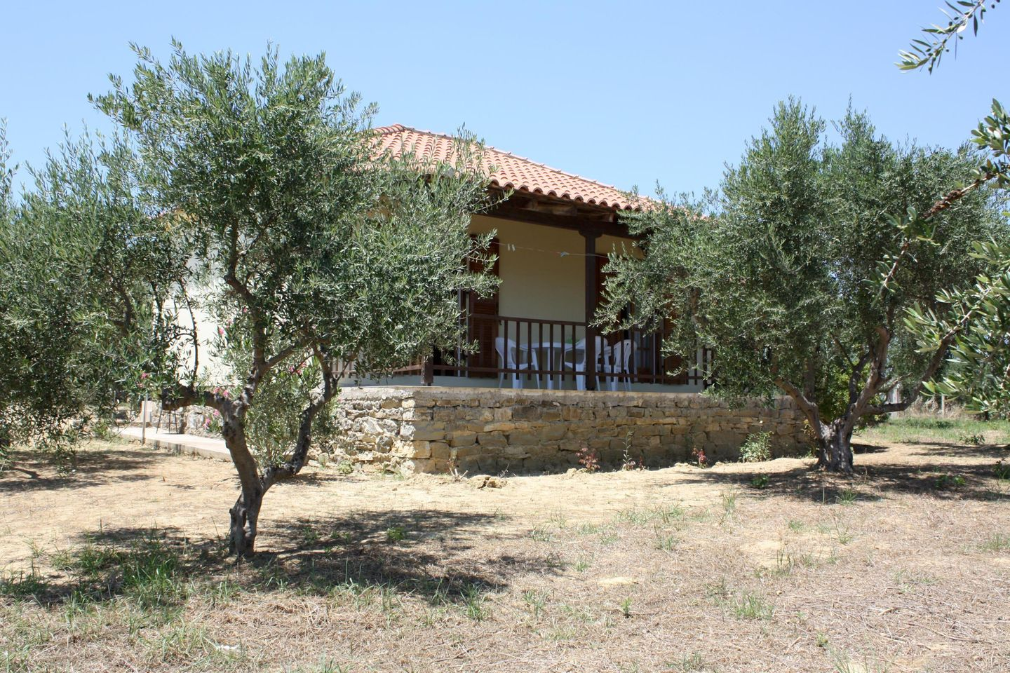 Holiday house AGGELIKI 1 (168147), Peroulia, , Peloponnese, Greece, picture 2
