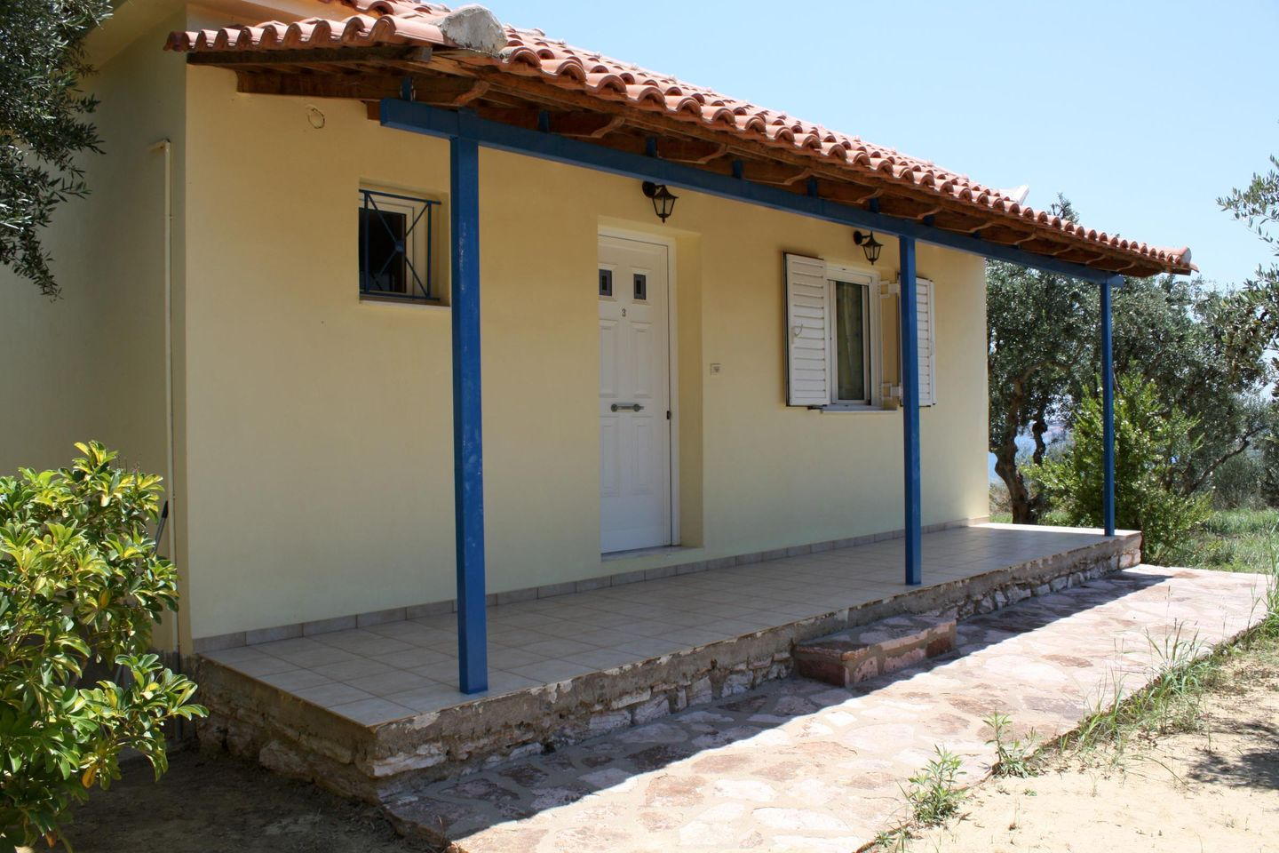 Holiday house AGGELIKI 3 (168149), Peroulia, , Peloponnese, Greece, picture 1