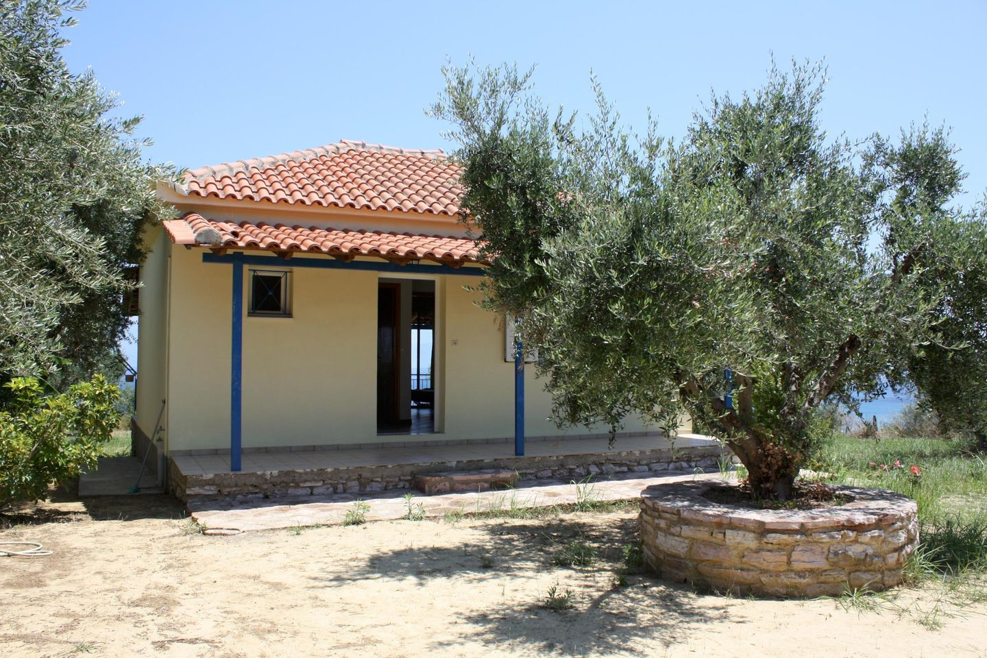 Holiday house AGGELIKI 3 (168149), Peroulia, , Peloponnese, Greece, picture 7