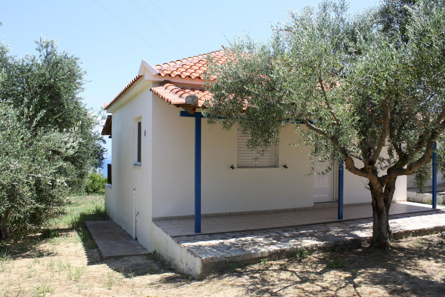 Holiday house AGGELIKI 4 (168150), Peroulia, , Peloponnese, Greece, picture 1