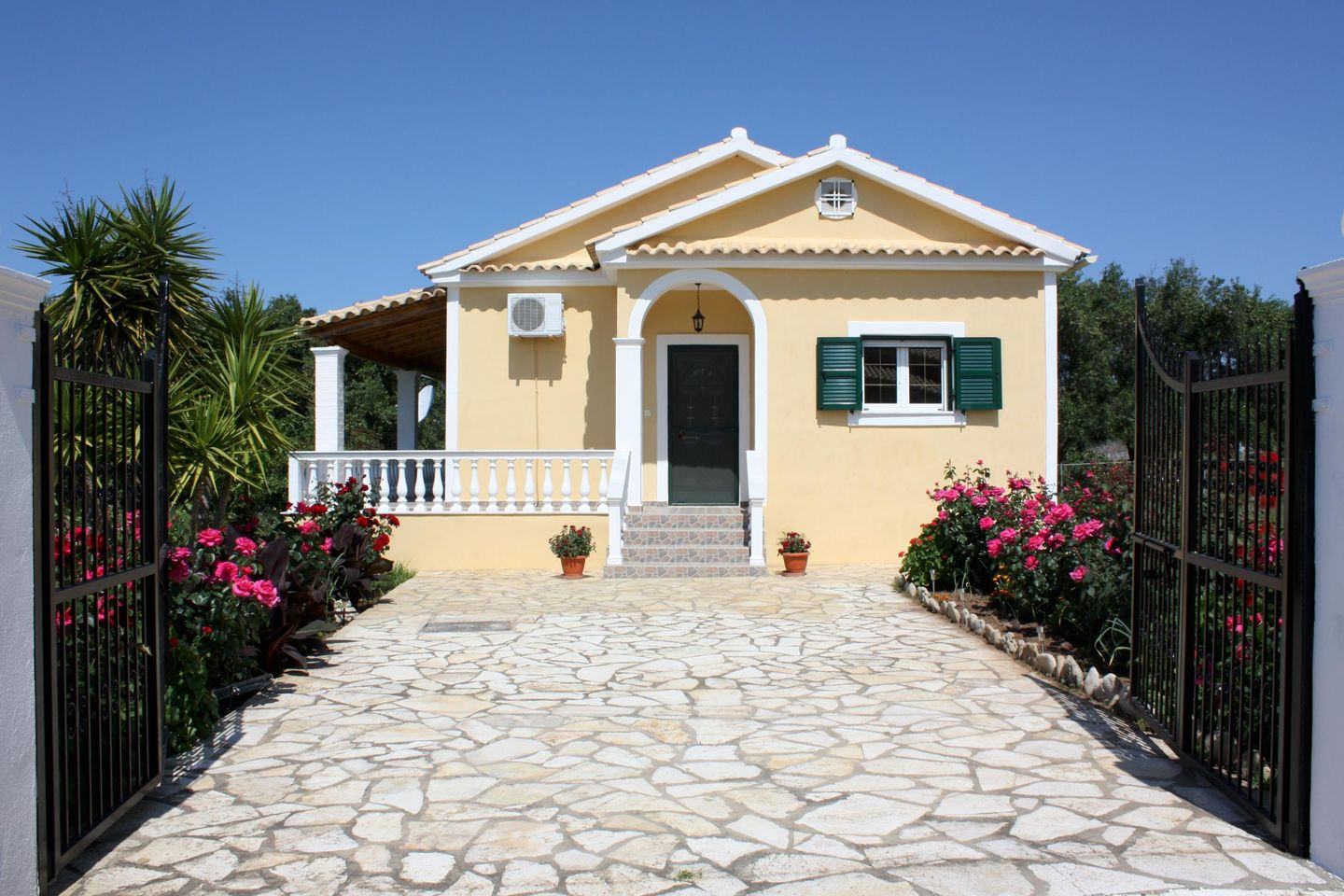 Holiday house EVDOKIA (188887), Aghios Mattheos, Corfu, Ionian Islands, Greece, picture 1