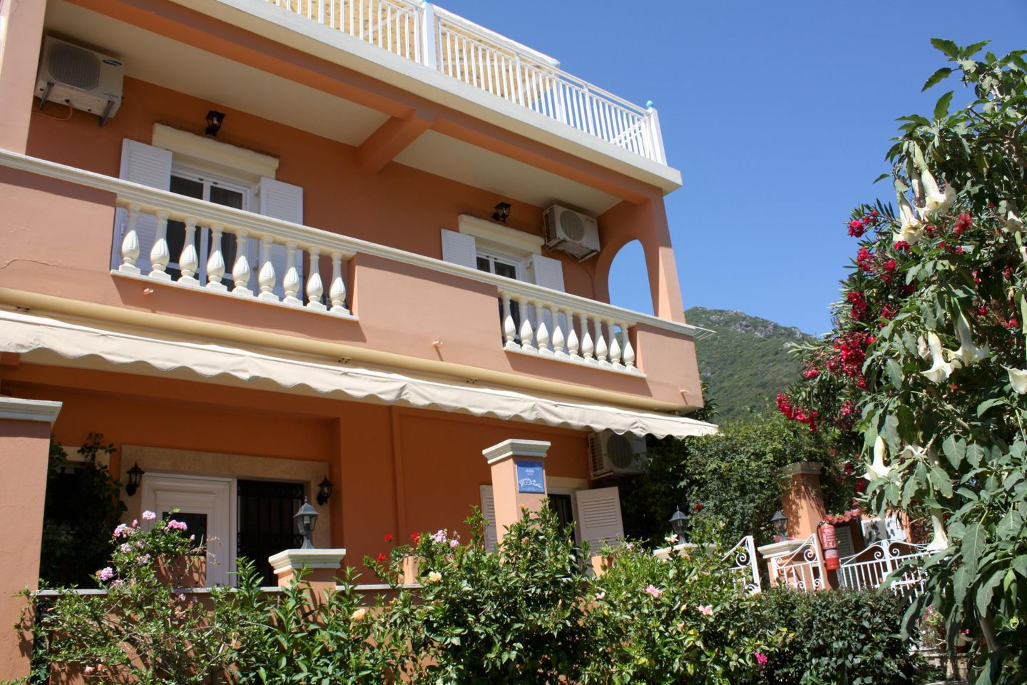 Holiday apartment NIKI (167852), Paramonas, Corfu, Ionian Islands, Greece, picture 1