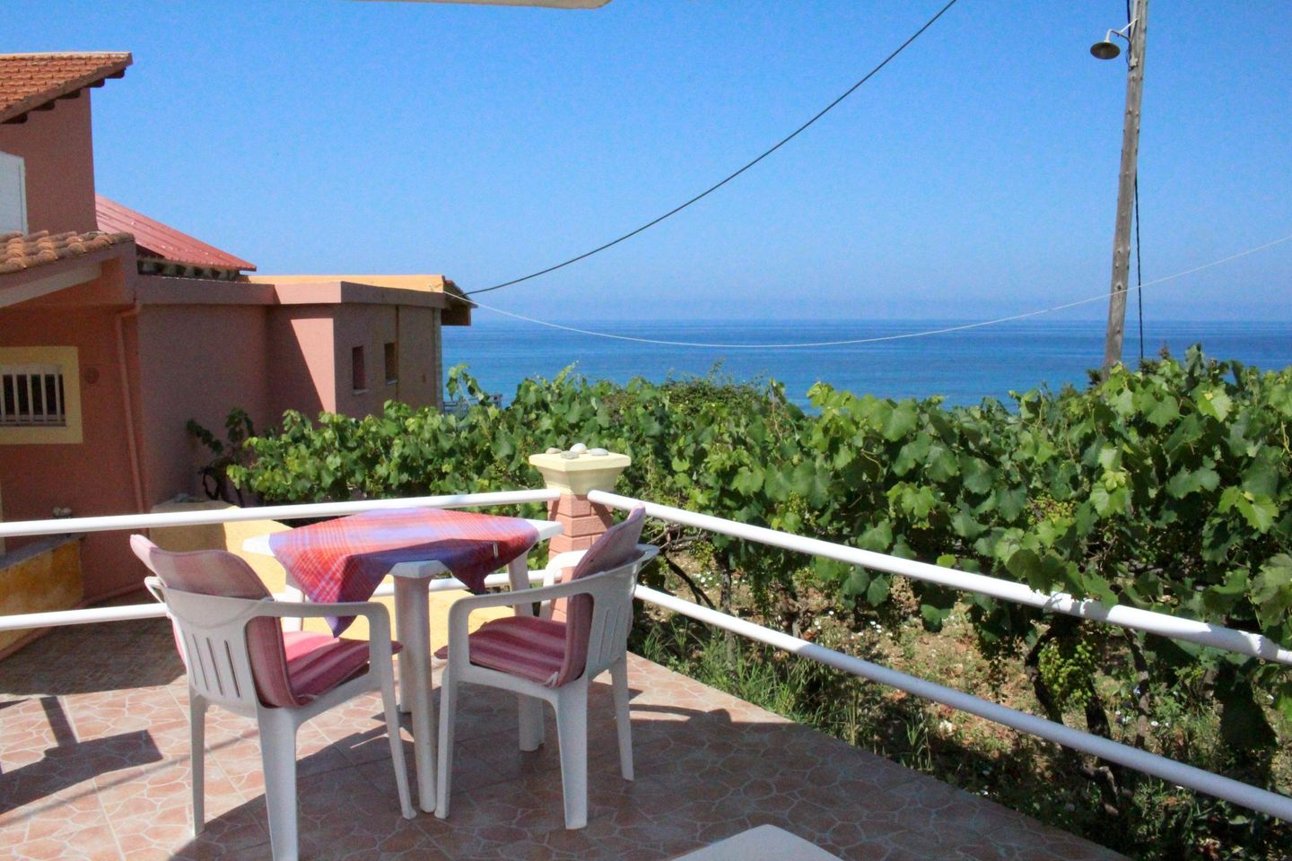 Holiday apartment ALIKI (167866), Paramonas, Corfu, Ionian Islands, Greece, picture 13