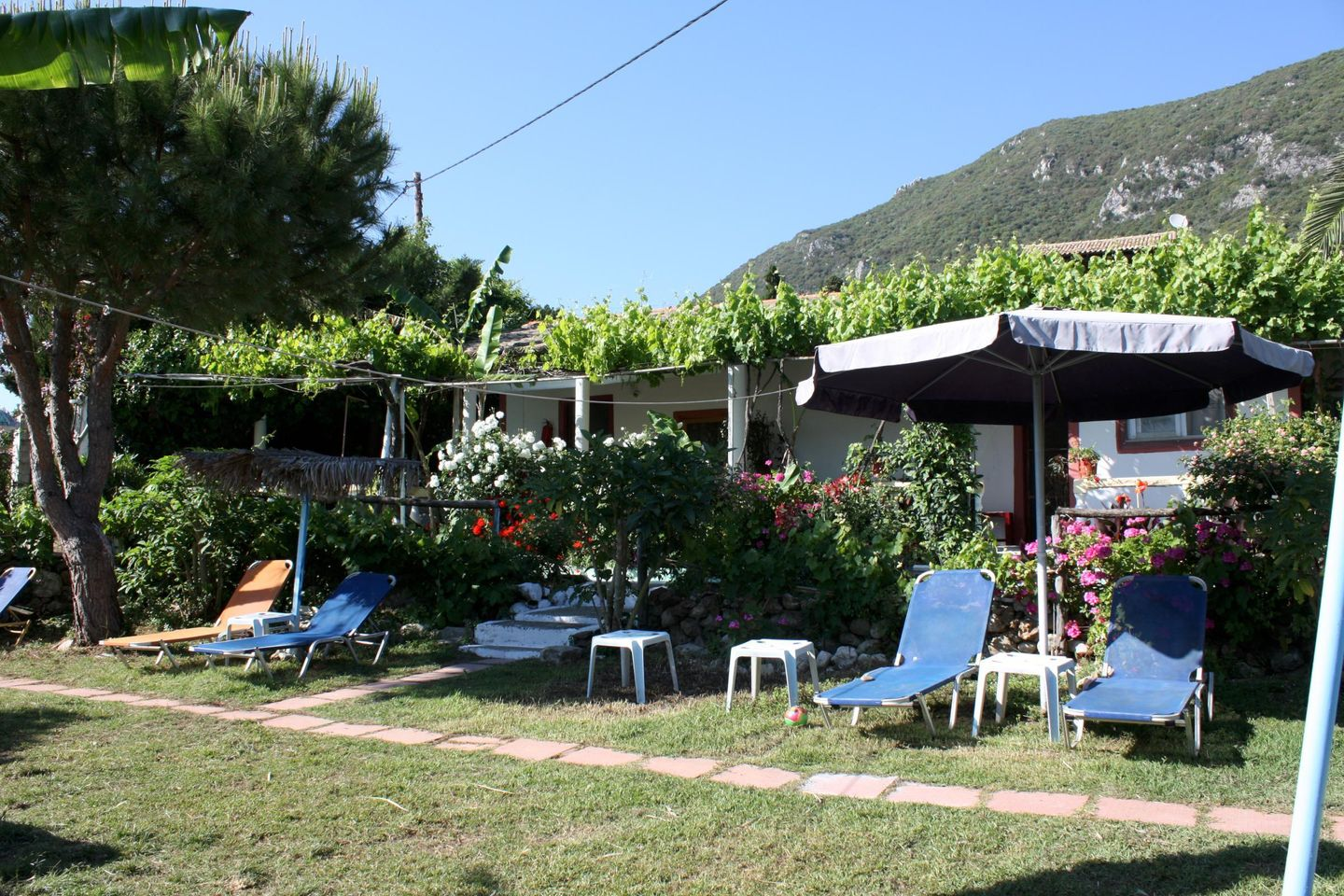 Holiday house ABELAKI 1 (167854), Paramonas, Corfu, Ionian Islands, Greece, picture 1