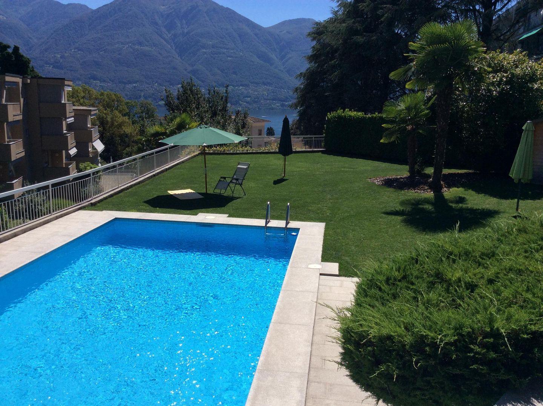 Holiday apartment Bellavista (1648912), Locarno, Lake Maggiore (CH), Ticino, Switzerland, picture 3