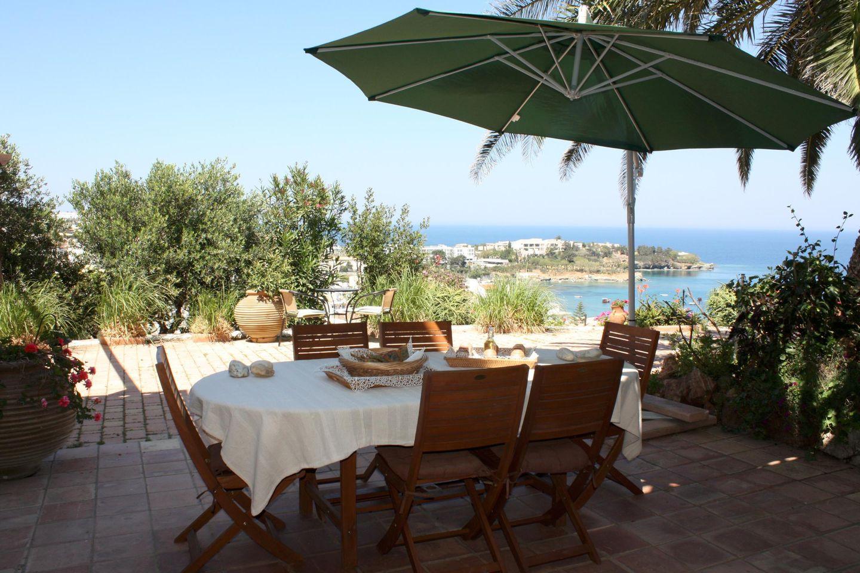 Holiday house KALLIOPI 1 (167956), Agia Pelagia, Crete North Coast, Crete, Greece, picture 2