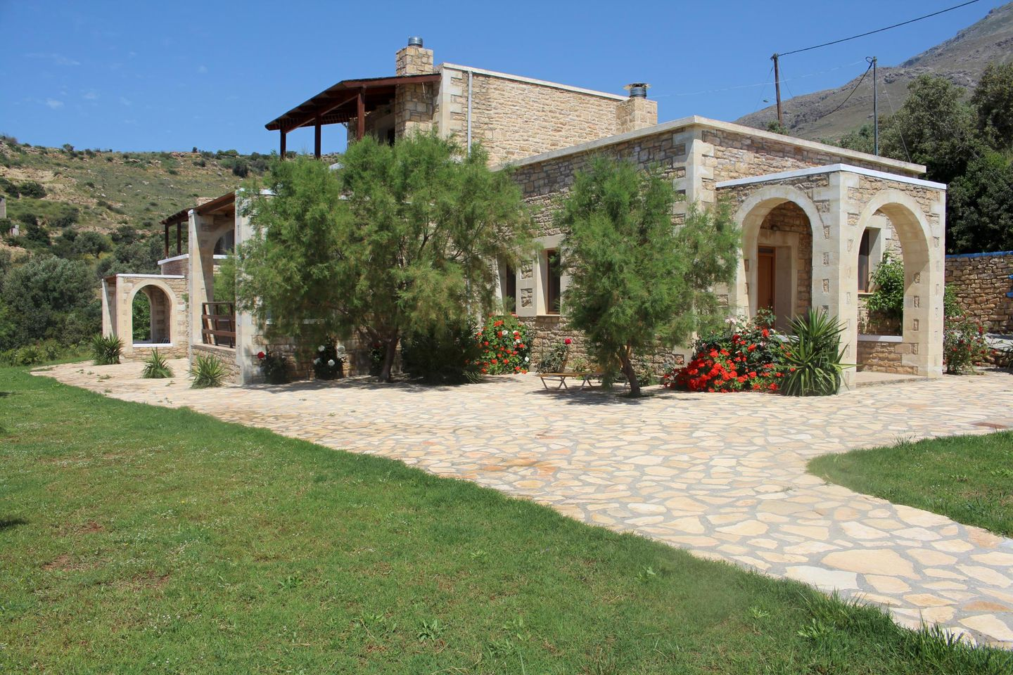 Holiday house PETRA-MARE 1 (321659), Triopetra, Crete South Coast, Crete, Greece, picture 16