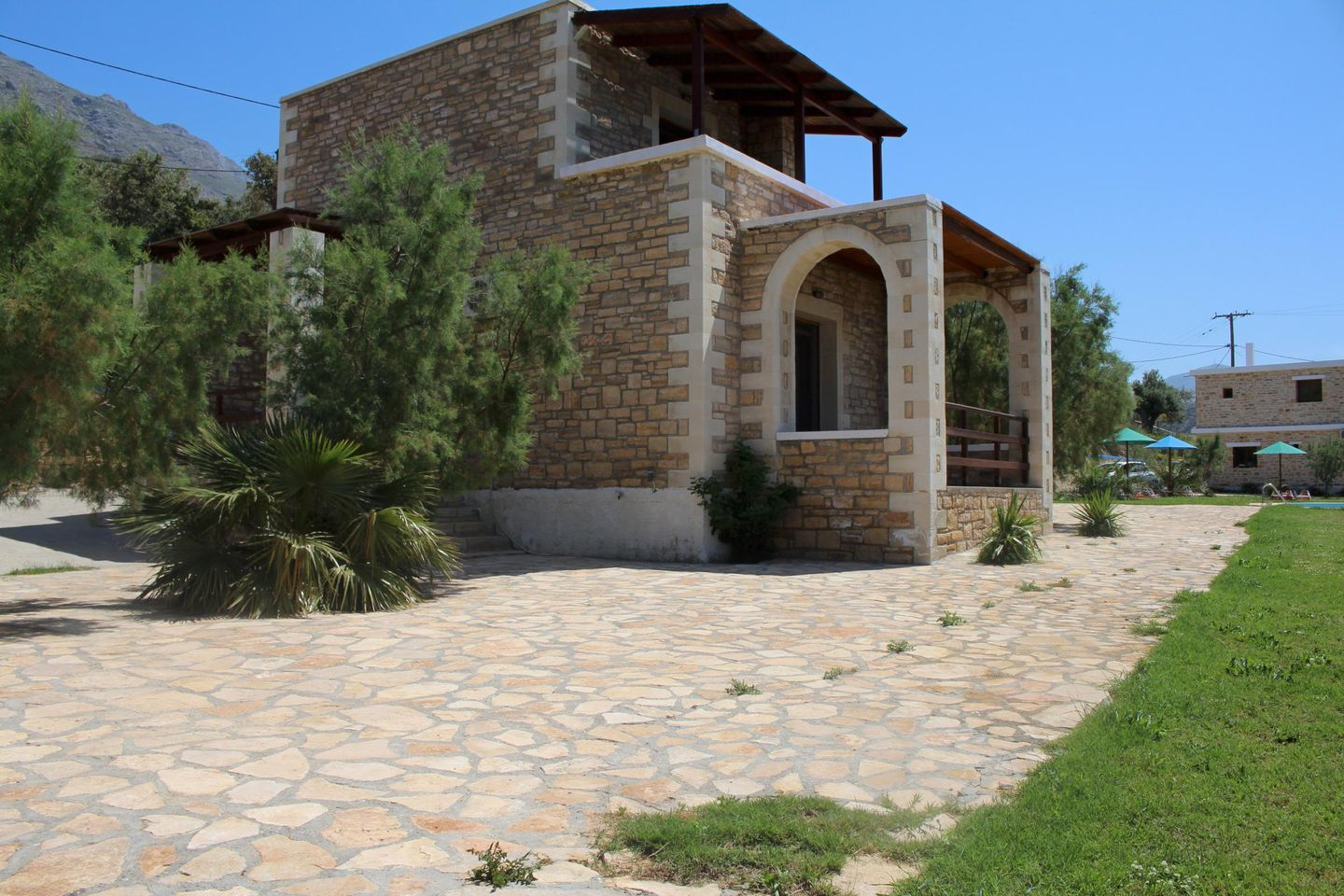 Holiday house PETRA-MARE (321660), Triopetra, Crete South Coast, Crete, Greece, picture 12