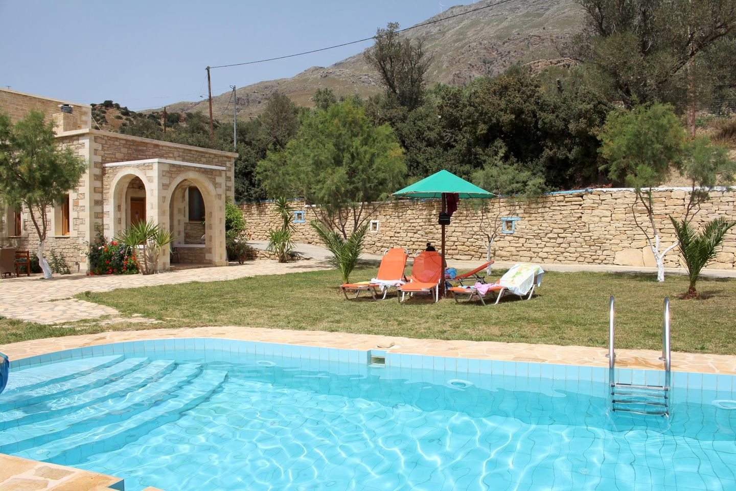 Holiday house PETRA-MARE (321661), Triopetra, Crete South Coast, Crete, Greece, picture 7