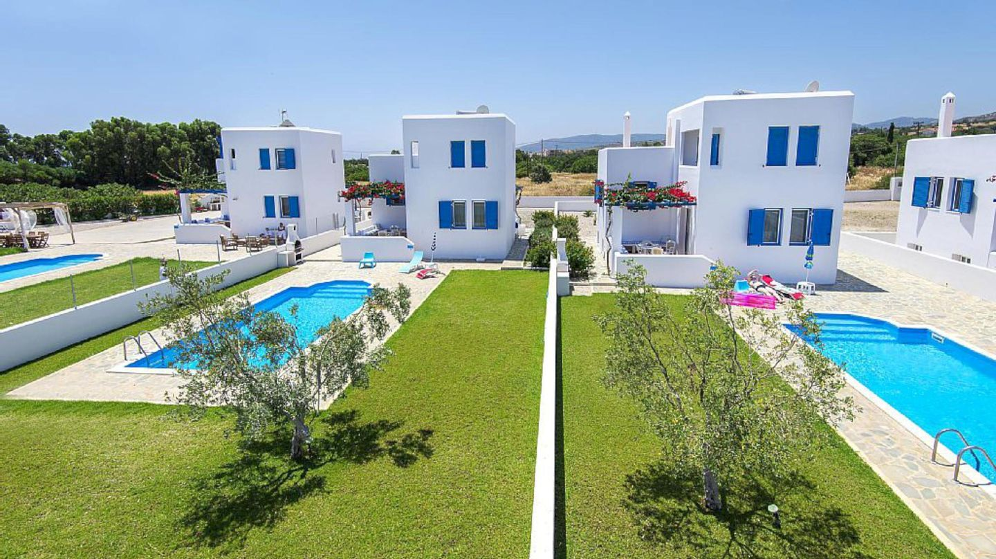 Holiday house WHITE HOUSES 3 (1864701), Gennadi, Rhodes, Dodecanes Islands, Greece, picture 1