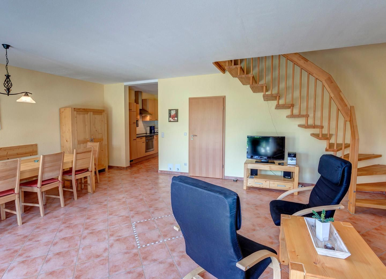 Villen am See - 4-Raum Häuser - DHH Südwind, Usedom