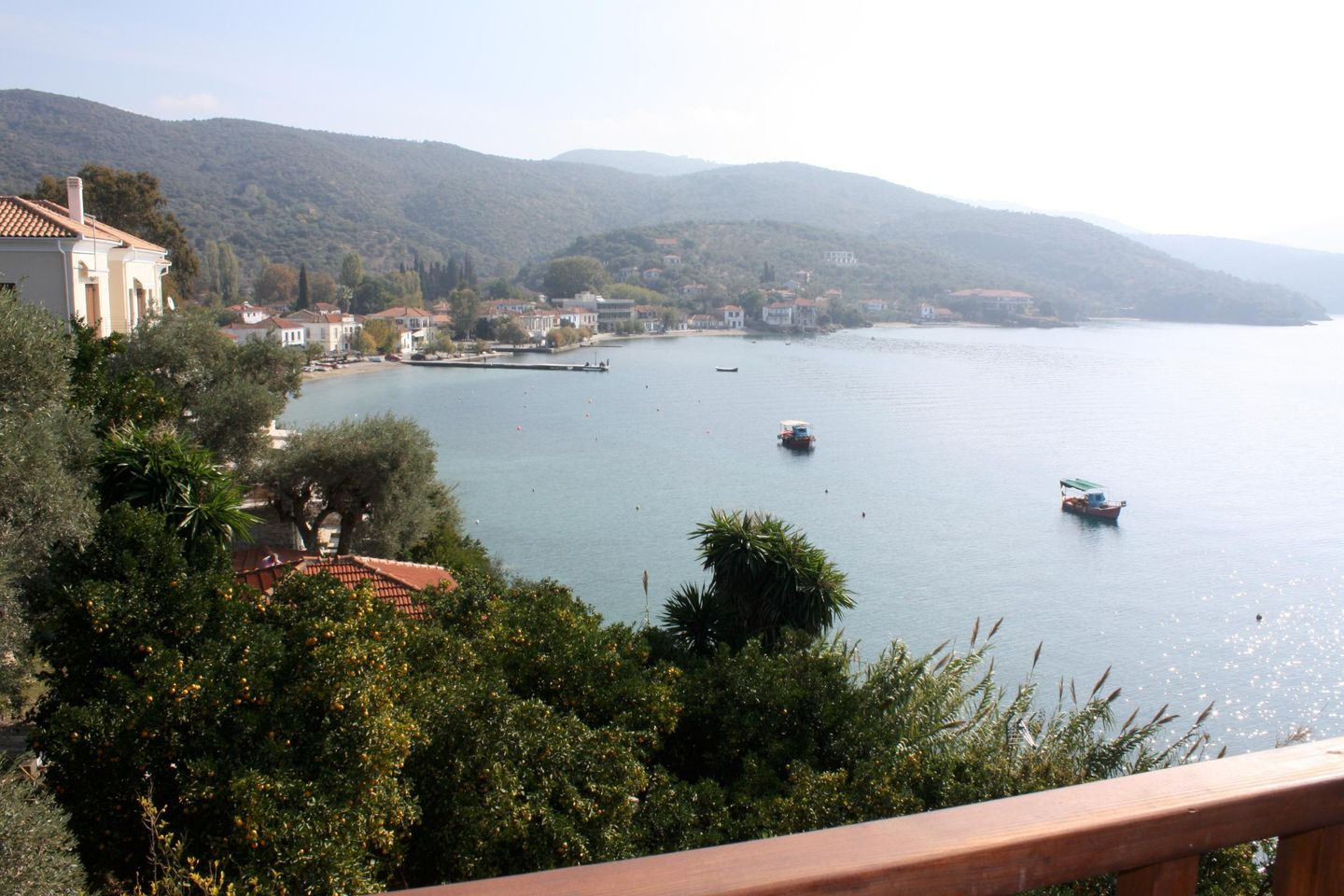 Holiday apartment MELIES (168038), Kalamos, , Thessaly, Greece, picture 2