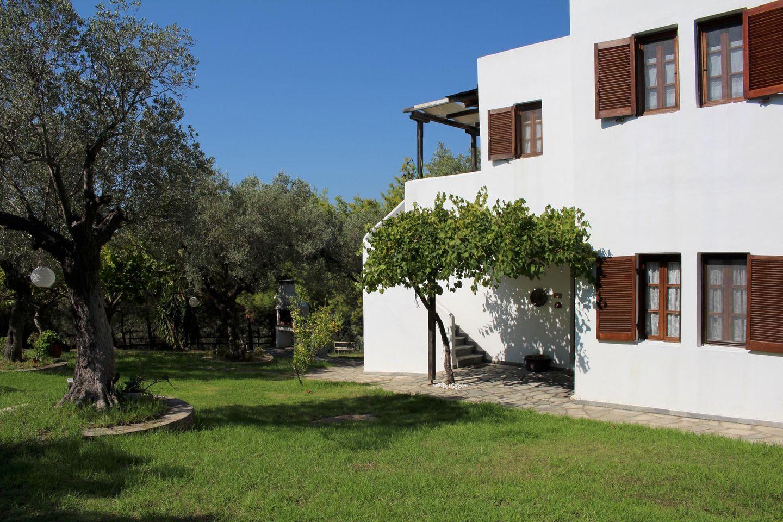 Holiday apartment ASPRO SPITI 1 (277255), Vurvuru, Chalkidiki, Macedonia, Greece, picture 2