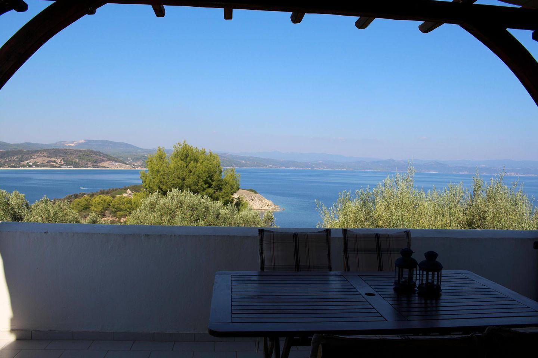 Ferienwohnung ASPRO SPITI 2 (277256), Vurvuru, Chalkidiki, Makedonien, Griechenland, Bild 8