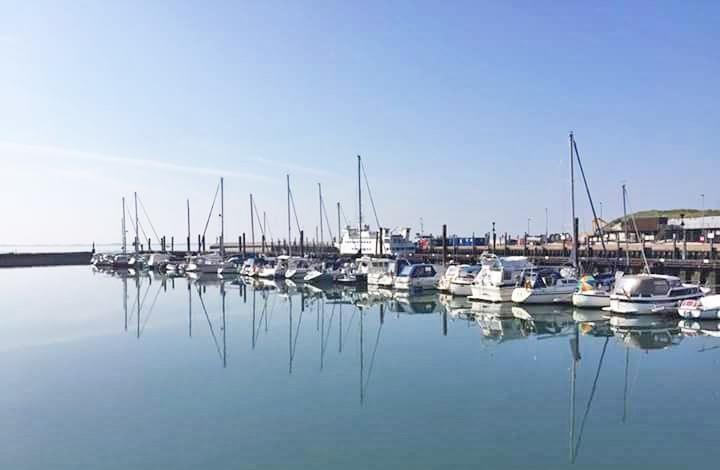 Hafen Wangerooge