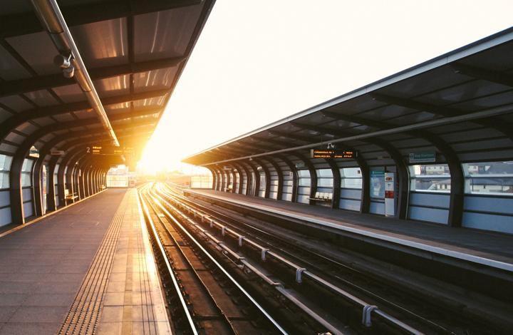 Anreise nach Wangerooge mit dem Zug