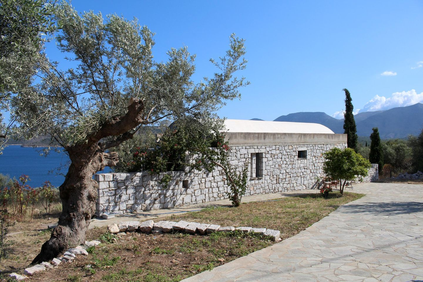 Holiday house AGERANOS (1502321), Vathi, , Peloponnese, Greece, picture 1