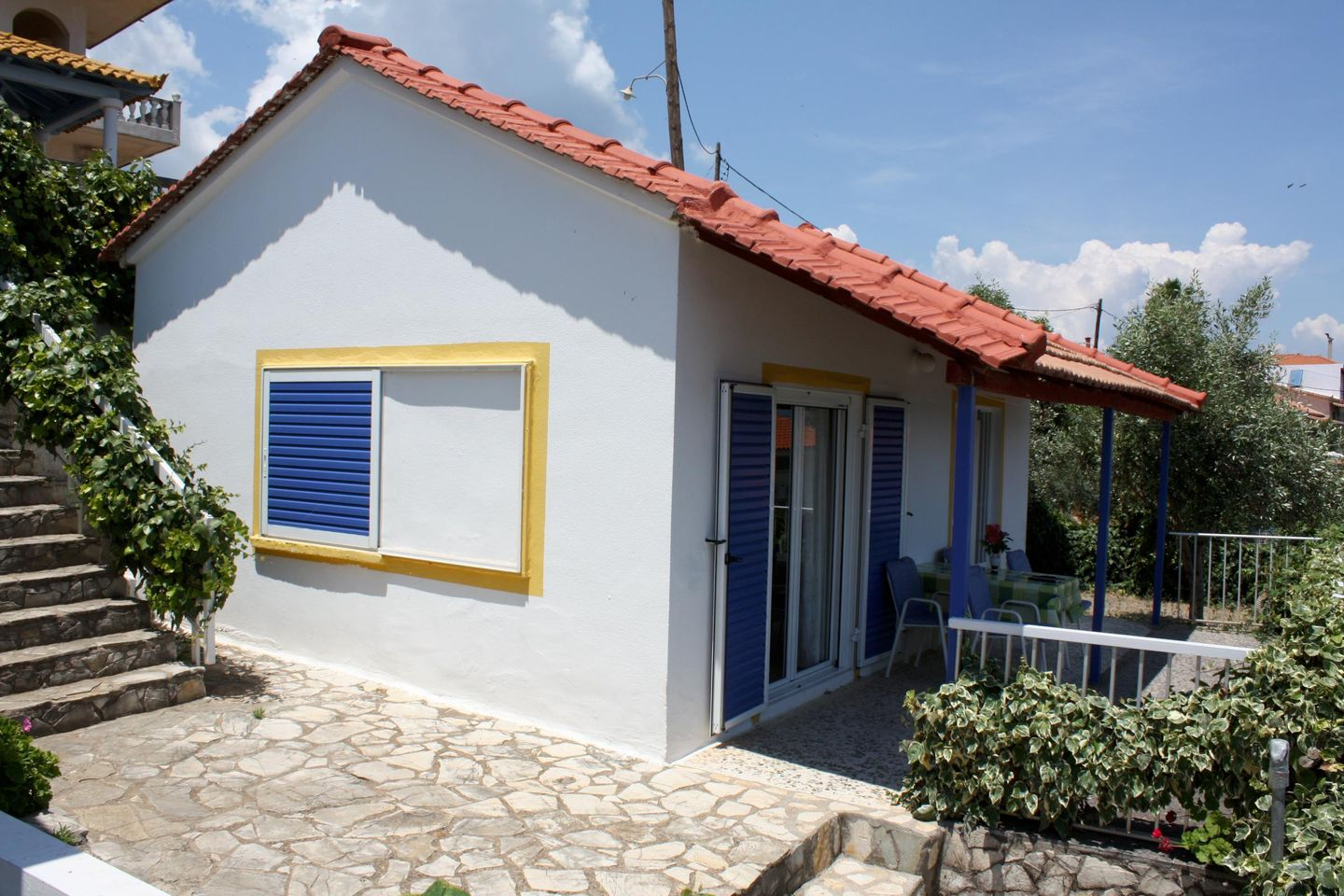 Holiday house PARADIES (168166), Chrani, , Peloponnese, Greece, picture 1