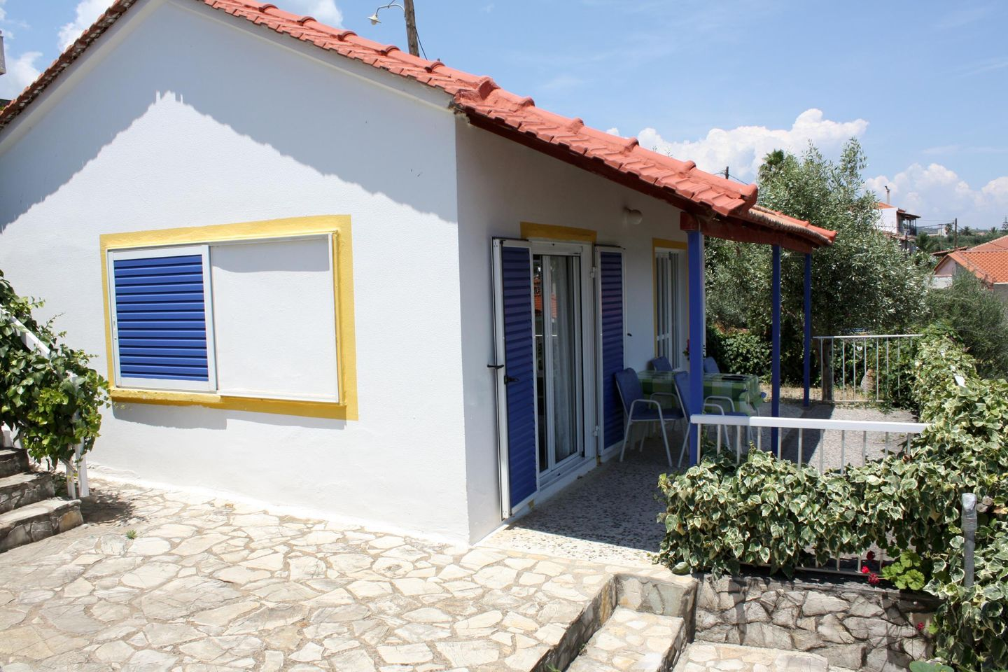 Holiday house PARADIES (168172), Chrani, , Peloponnese, Greece, picture 4