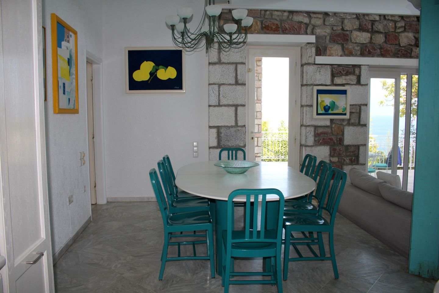 Holiday house TÜRKIS (188348), Aghios Andreas, , Peloponnese, Greece, picture 15