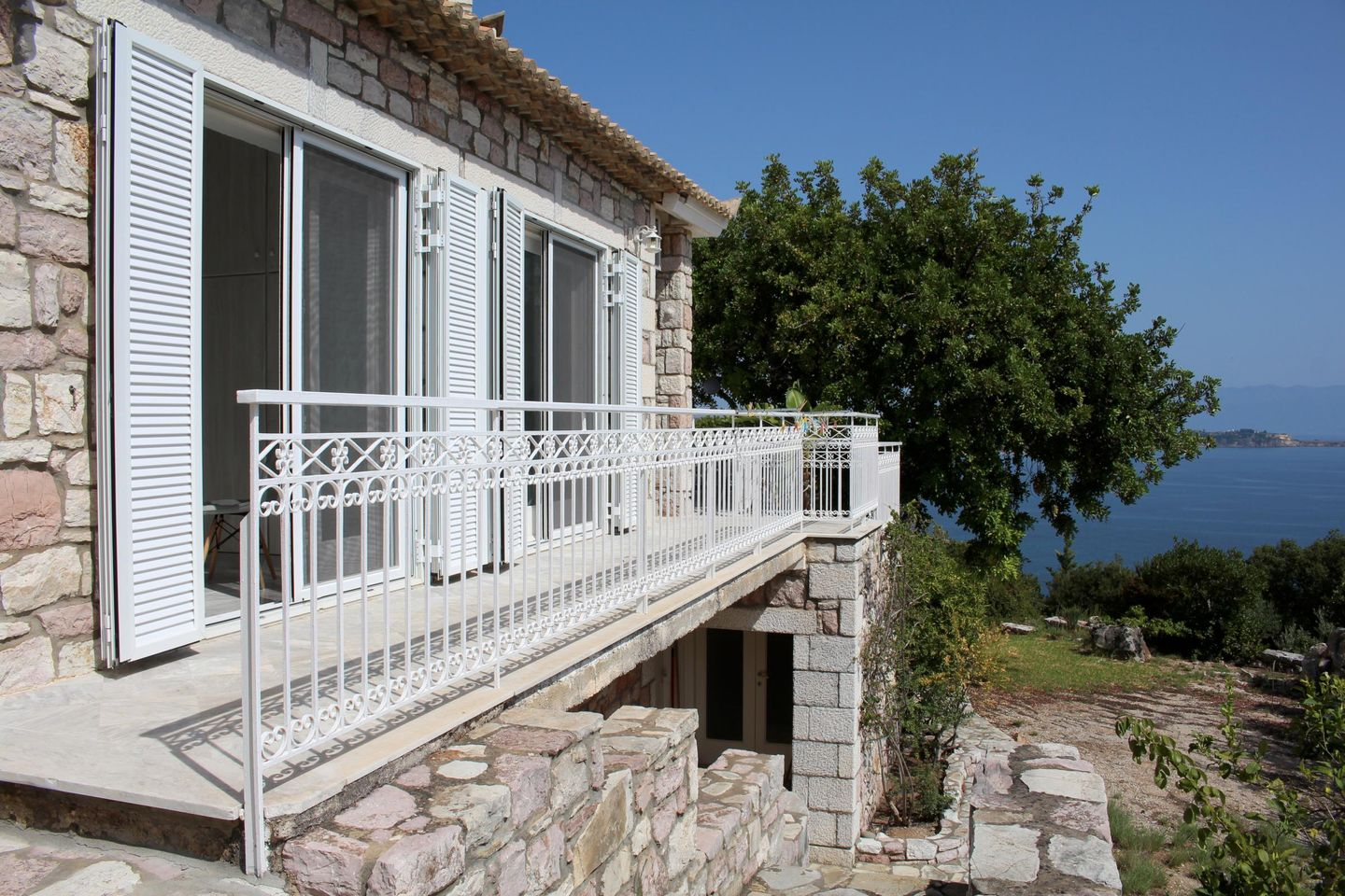 Holiday house TÜRKIS (188348), Aghios Andreas, , Peloponnese, Greece, picture 7