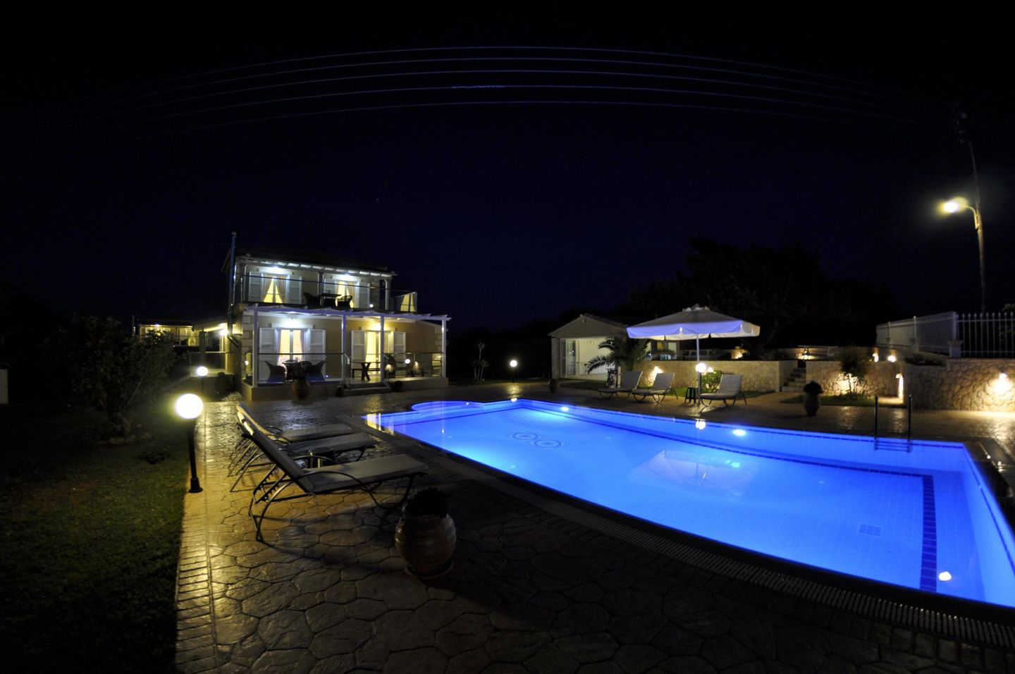 Holiday house CALYPSO-EXCLUSIVE (381048), Moraitika, Corfu, Ionian Islands, Greece, picture 36