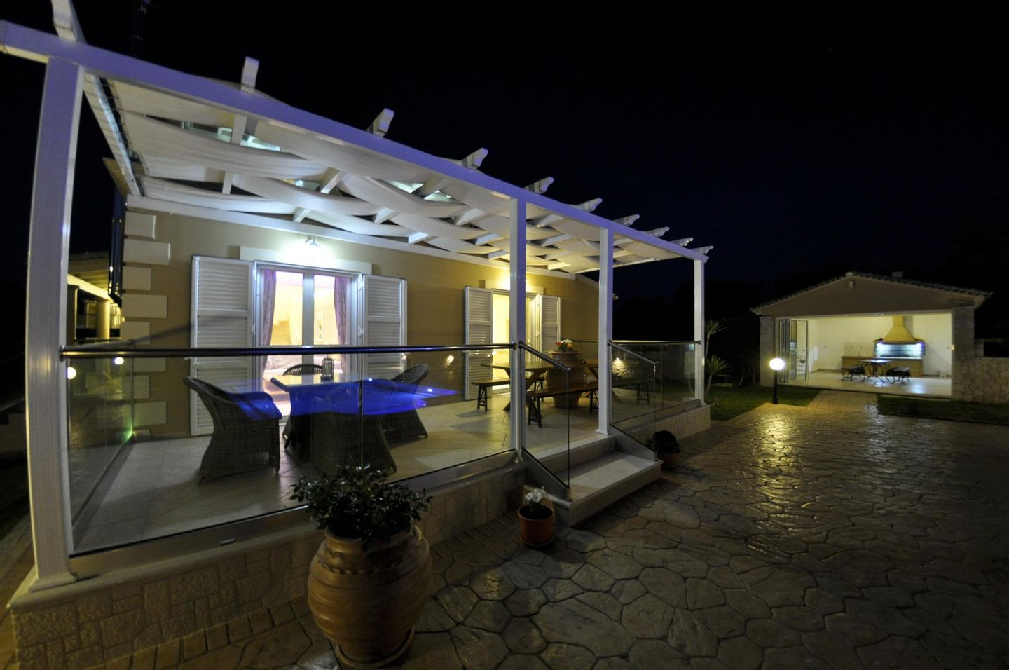 Holiday house CALYPSO-EXCLUSIVE (381048), Moraitika, Corfu, Ionian Islands, Greece, picture 34