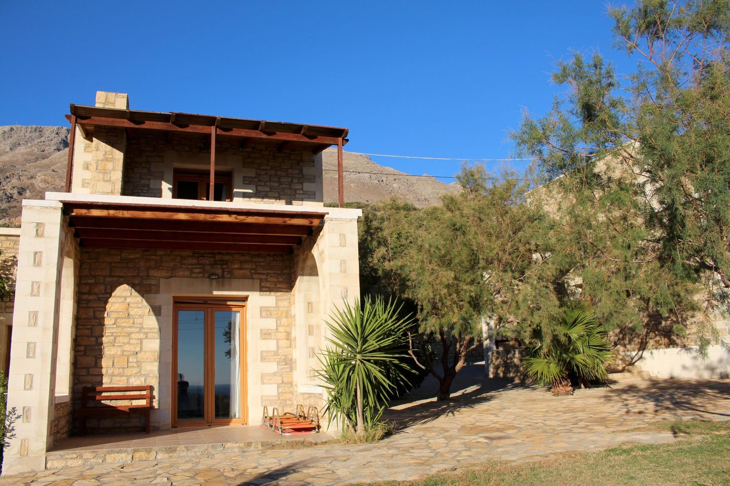 Holiday house PETRA-MARE (321661), Triopetra, Crete South Coast, Crete, Greece, picture 4
